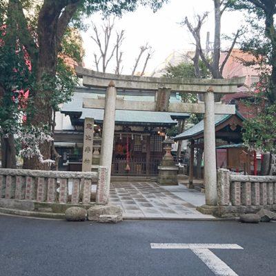 恵比寿神社 全景