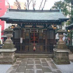 恵比寿神社 拝殿 正面